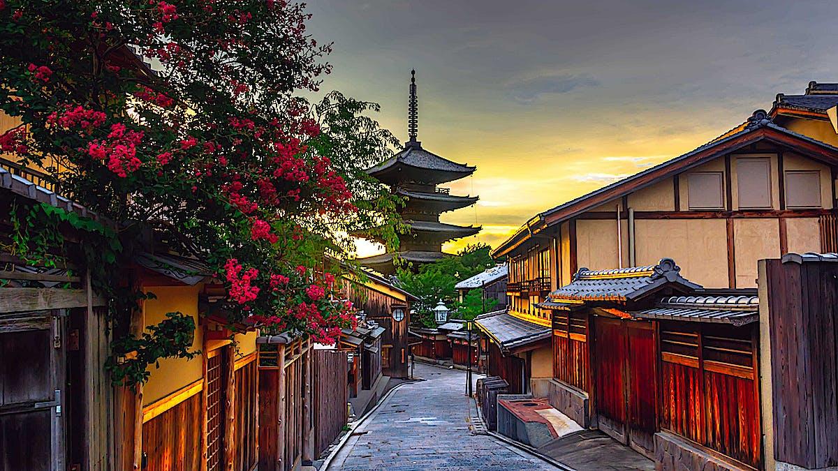Kyoto To Hakuba